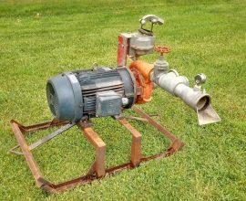 Pompe irrigation pour goutte-à-goutte