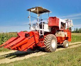Récolteuse de maïs sucré 2WD