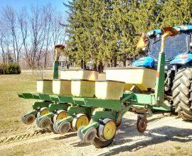 Planteur pour maïs John Deere 7000