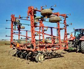 Cultivateur Brillion HFCT-30 pieds