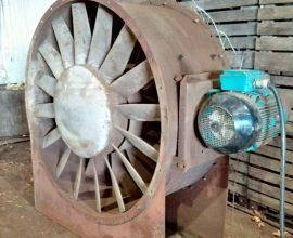 Ventilateur pour oignons