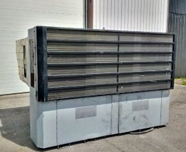 Freezer units (2)