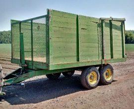 12-foot trailer