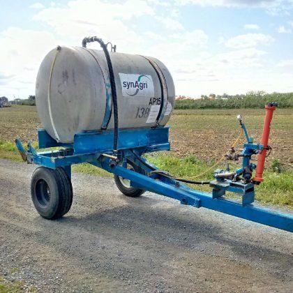 Réservoir auxiliaire 520 gallons