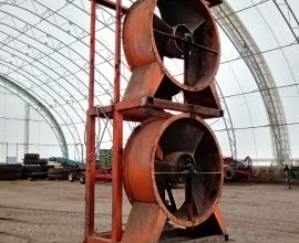 Blowers for onion