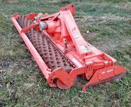 Kuhn power harrows 4004D