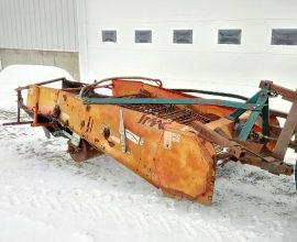 Imac OD1650 digger for onion
