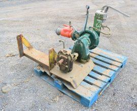 Pompe d'irrigation Rovatti T3-80 460GPM