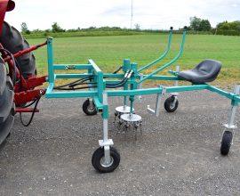 Eco-1 rotary weeder