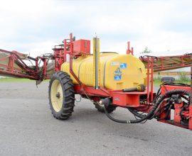 Pulvérisateur Grégoire 750 gallons air assisté