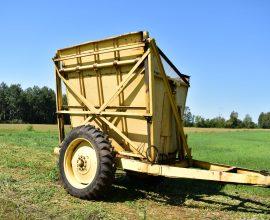Remorque side dump 5,5 tonnes (#3)