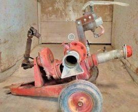Pompe d'irrigation pour goutte-à-goutte