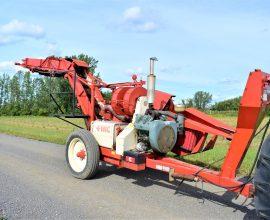FMC Sweet Corn Harvester