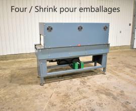 Four pour pellicule (shrink) ACT-148