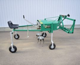 Univerco Eco Weeder with Offset Frame