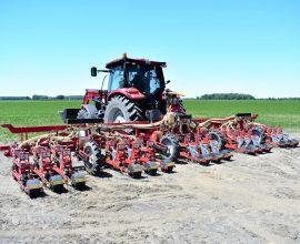 Agricola air planter 15 rows