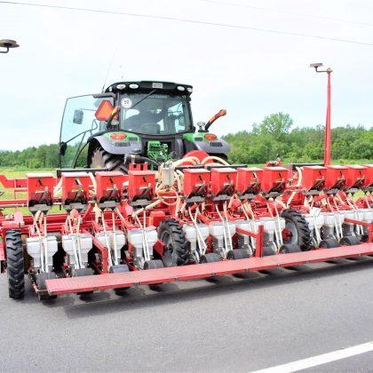 Semoir Agricola SNA-2-260, 24 rangs