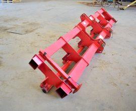 Porte-outil (toolbar) Agricola 12 pieds