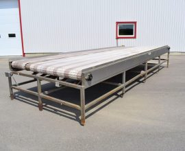 Table de triage 20 pieds