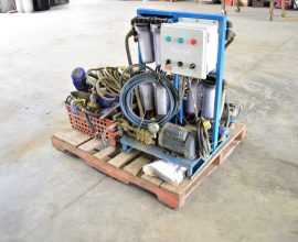 Pulvérisateurs (2) électrique pour humidification