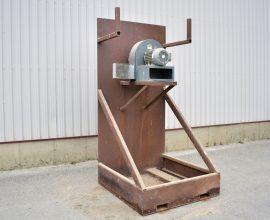Souffleurs (2) centrifuges pour assécher ou baisser la température