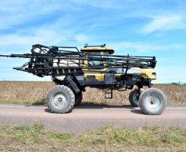 2012-Pulvérisateur Spra Coupe 4460, 400 gallons
