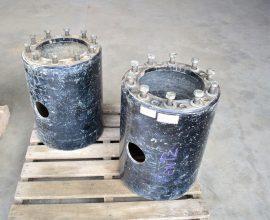 Espaceurs de roues pour Fendt 720 ou Massey
